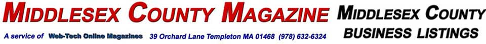 Middlesex County MA Magazine